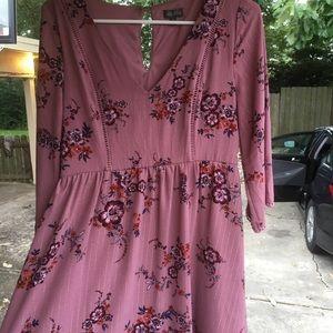 M lily rose midi dress ❤️